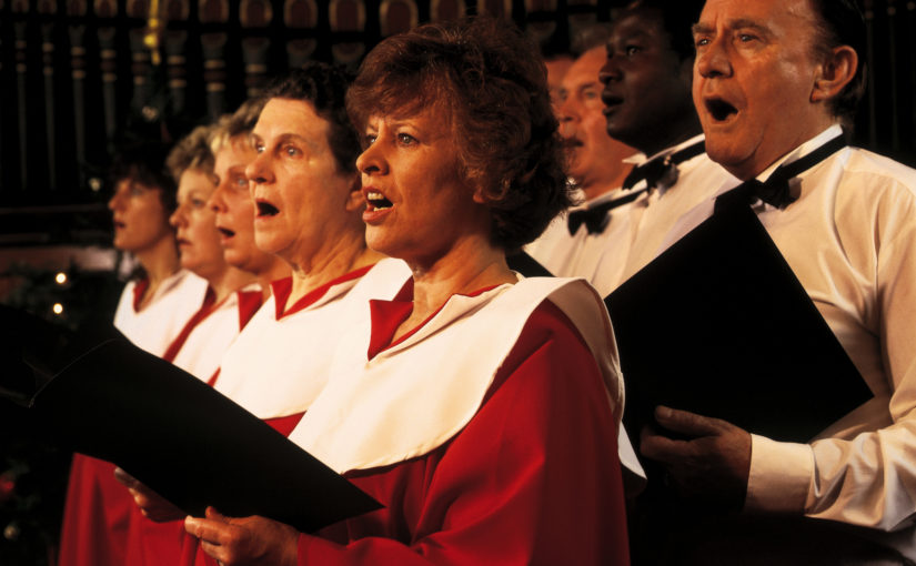 Banning Singing in Religious Gatherings
