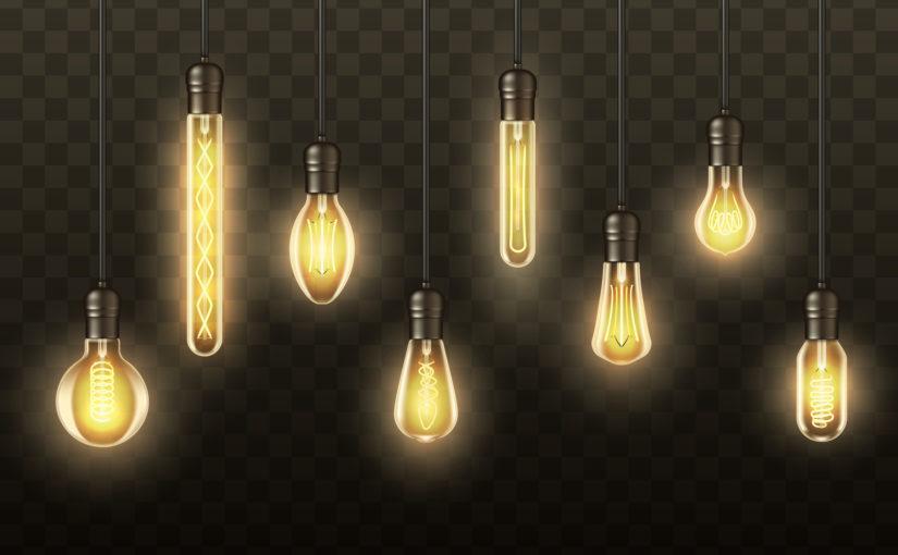 Edison Lights up Wall Street
