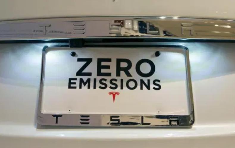 Tesla Redefines Emissions